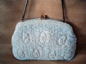 1960's Looped Beadwork Bag